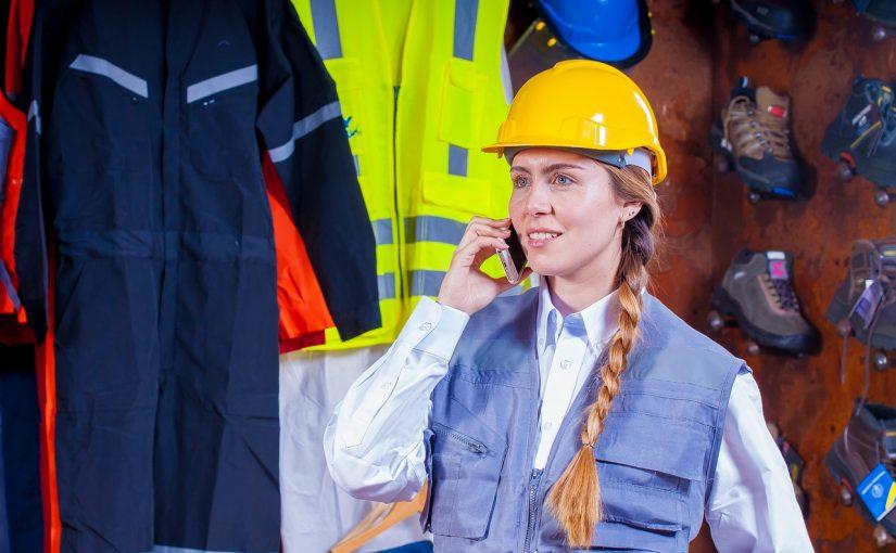 Wysokiej jakości odzież ochronna i robocza